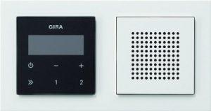 Gira 049572 Unterputz Radio