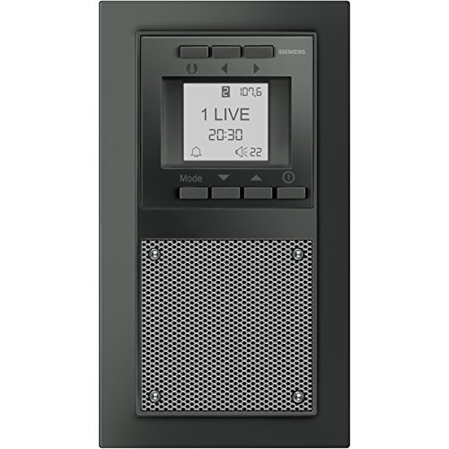 ii ii siemens unterputz radio steckdosenradio kaufen. Black Bedroom Furniture Sets. Home Design Ideas