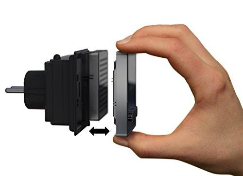 II❶II Ubisound portables Steckdosenradio Extras | Info +