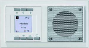 Peha Unterputz-Radio