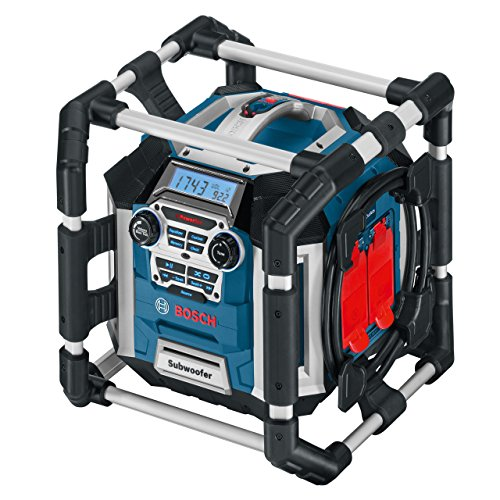 Bosch Professional GML 50 Akku Baustellenradio