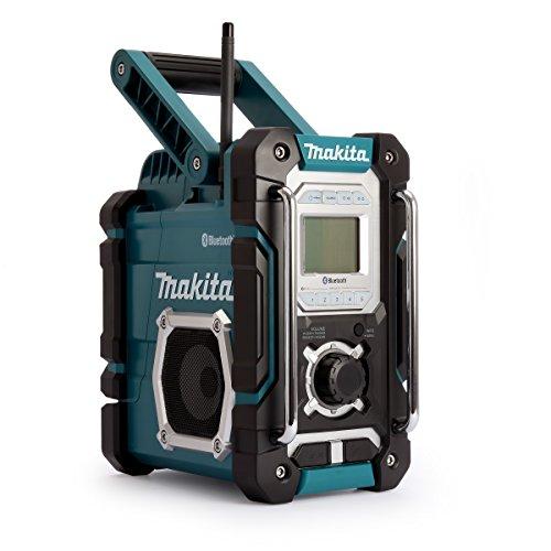 Makita Akku-Baustellenradio 7,2-18 V, DMR108