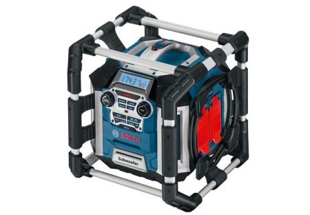 Baustellenradio Bosch