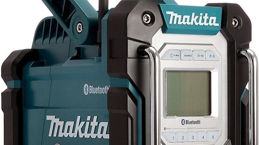 Baustellenradio Makita pro