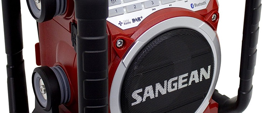 Baustellenradio Sangean