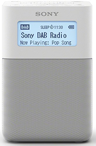 Sony XDR-V20D Radio DAB+ mit Stereo-Lautsprecher