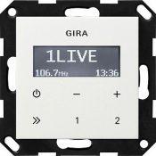 Gira 228403 Unterputz Radio