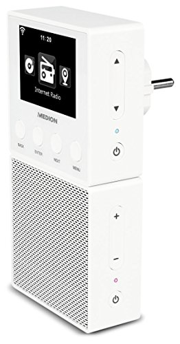 MEDION Steckdosen Internetradio