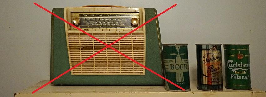Funktionen von Steckdosenradios