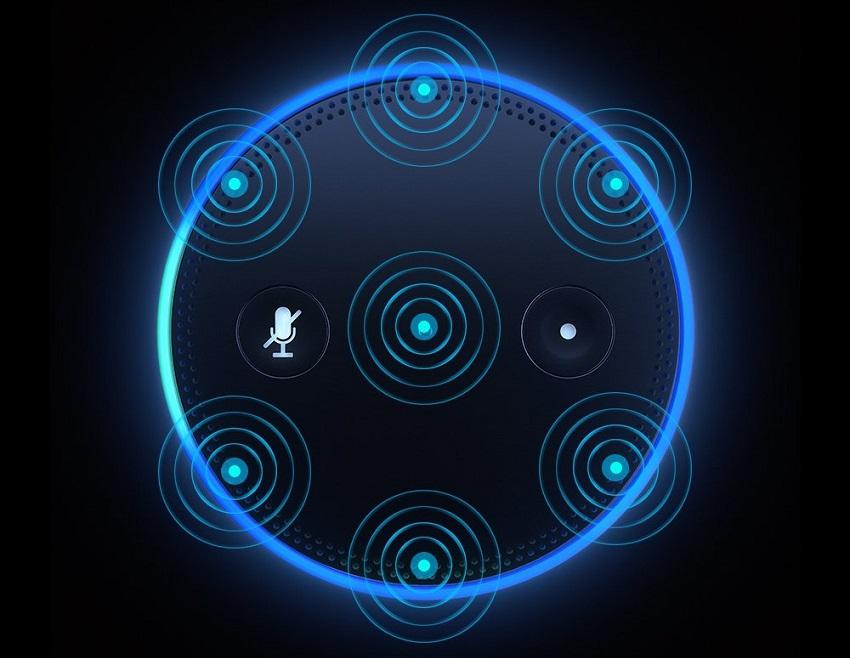 Amazon Echo Sprachsteuerung