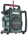Metabo Akku-Baustellenradio